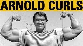 Arnold Curls - Bizeps trainieren wie Arnold Schwarzenegger
