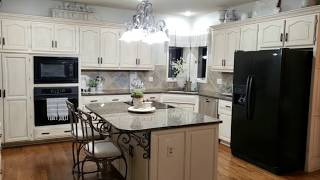 How I Accessorized My Kitchen Using Neutral Décor And Minimal Accessories