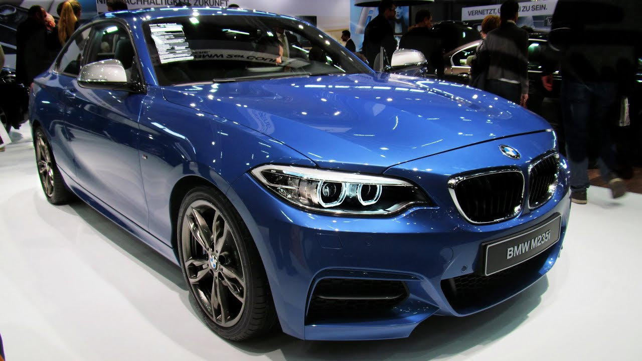 New BMW M235i Coupé & 435i M-Packet - YouTube