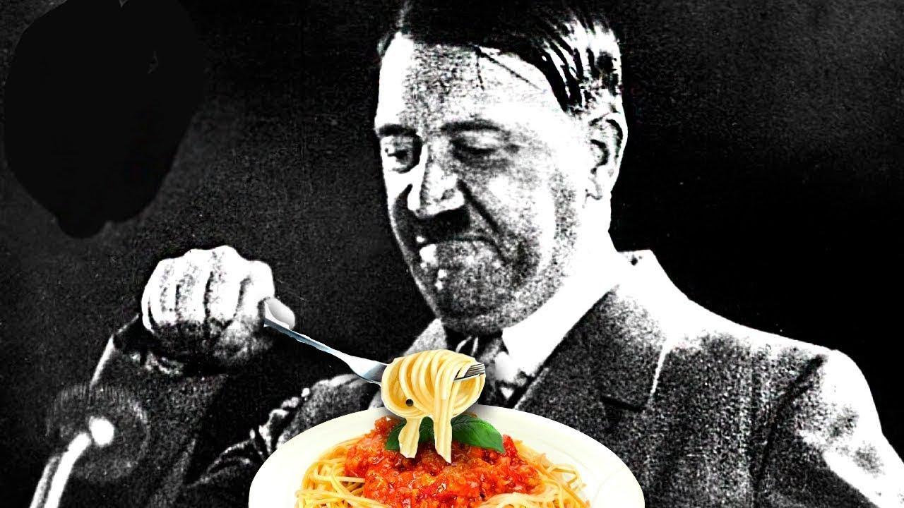 ما هو الطعام المفضل لأشهر زعماء العالم؟ هتلر  - صدام حسين - موسوليني !!