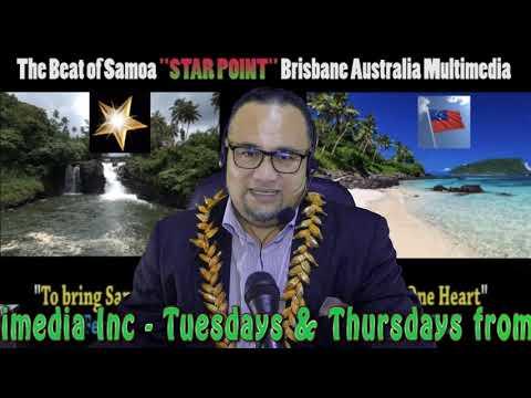 LAUNCH ANNOUNCEMENT OF THE BEAT OF SAMOA STAR POINT BRISBANE AUSTRALIA MULTIMEDIA INC -  7/7/2020