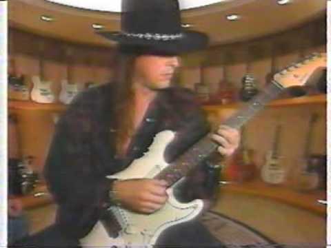 Richie Sambora - Visiting A Guitar Museum