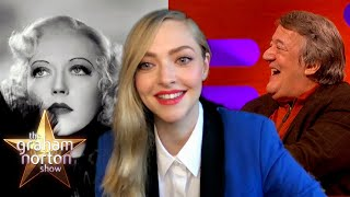 Amanda Seyfried & Stephen Fry Geek Out Over 'Citizen Kane' | The Graham Norton Show