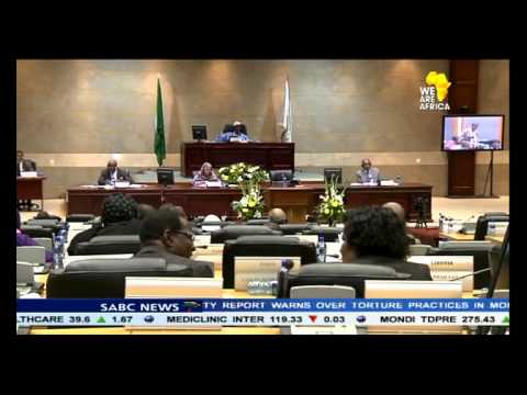 The Pan-African parliament's 6th edition continues