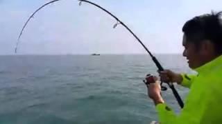 Mancing Mania Mantap | Strike Ikan Jenaha Besar