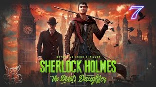 Sherlock Holmes: The Devil's Daughter - [#7] Пирамида Текун Умана