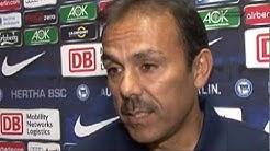 Luhukays Mission - Hertha BSC - Hattrick: Die 2. Bundesliga - SPORT1