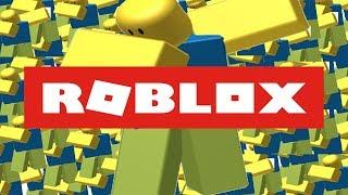 Three Idiots Play ROBLOX