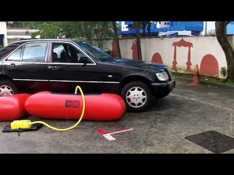 Kairos Inflatable Car Float