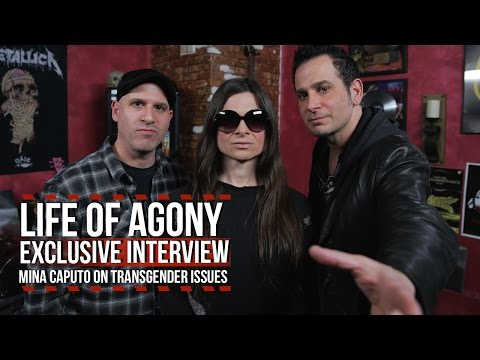Life of Agony's Mina Caputo Talks Transgender Issues