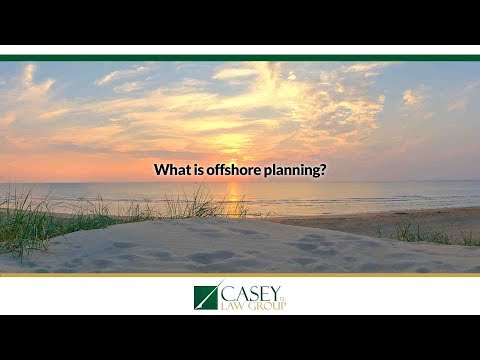 What is offshore planning?
