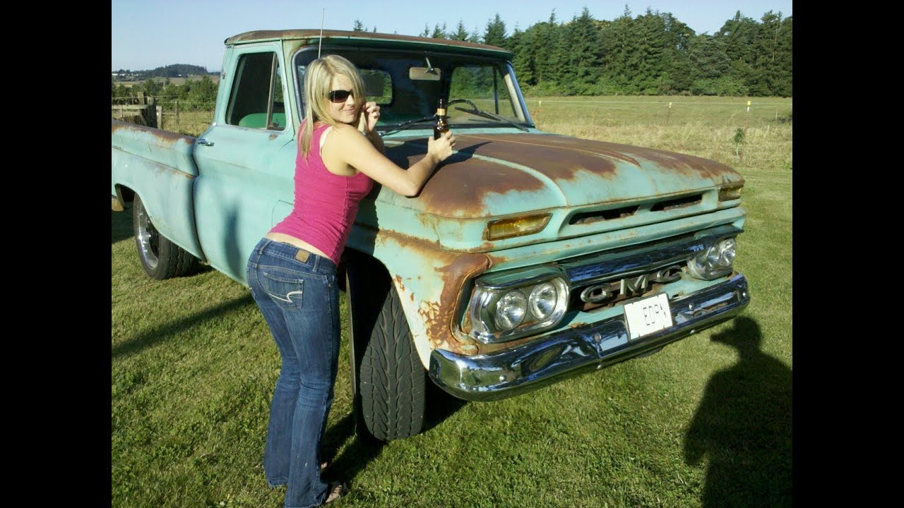 1964 GMC truck project - YouTube