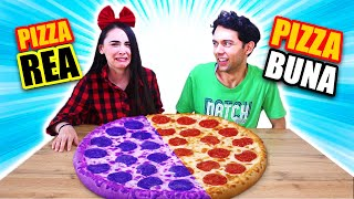 PIZZA REA Vs PIZZA BUNA !