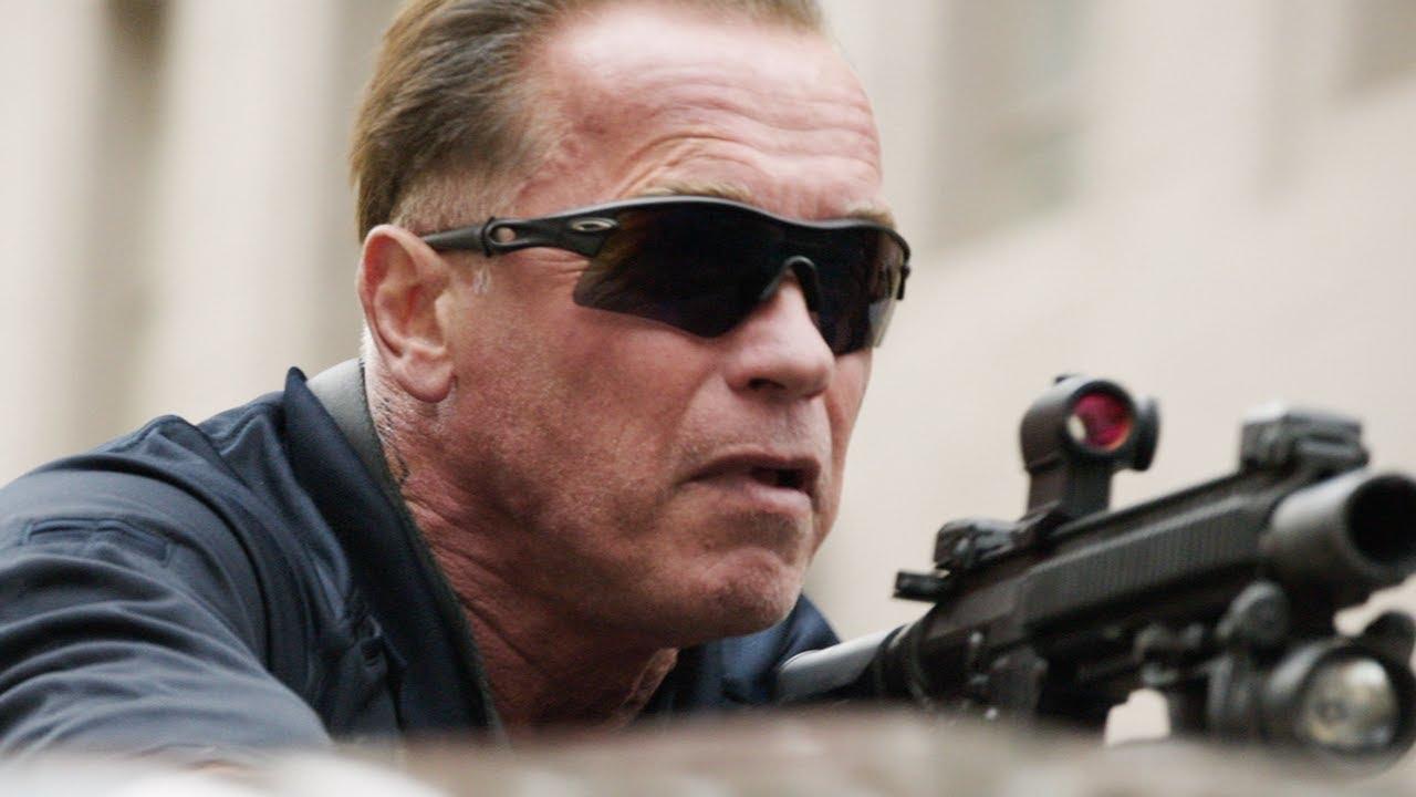 Sabotage Trailer #2 20... Arnold Schwarzenegger
