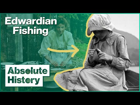 Sea Fishing On An Edwardian Ship | Edwardian Farm EP8 | Absolute History