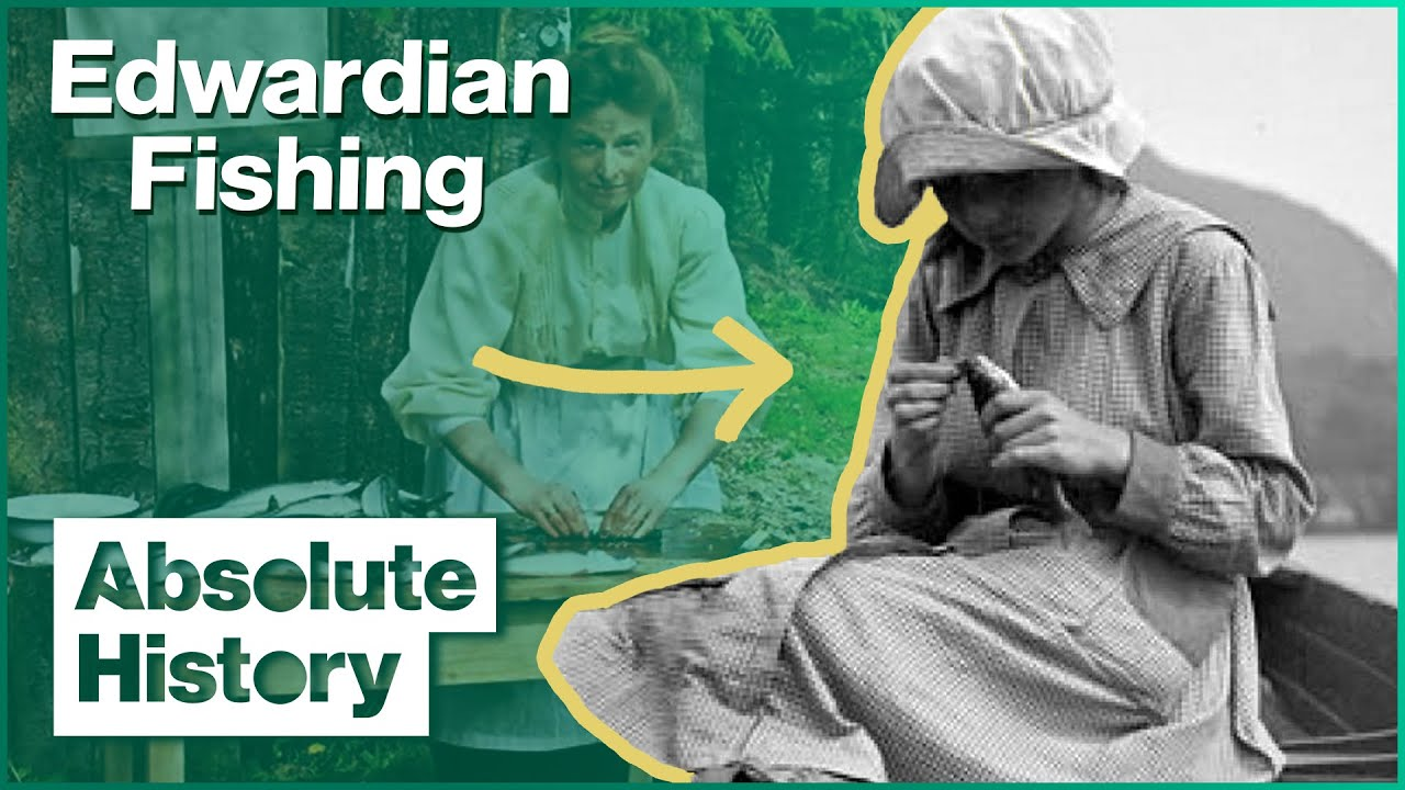 Download What Fishing Was Like During The Edwardian Era | Edwardian Farm EP8 | Absolute History
