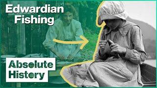 Sea Fishing On An Edwardian Ship | Edwardian Farm EP8 | Absolute History