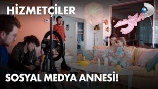Sosyal medya annesi Aslı! - Hizmetçiler 1. Bölüm