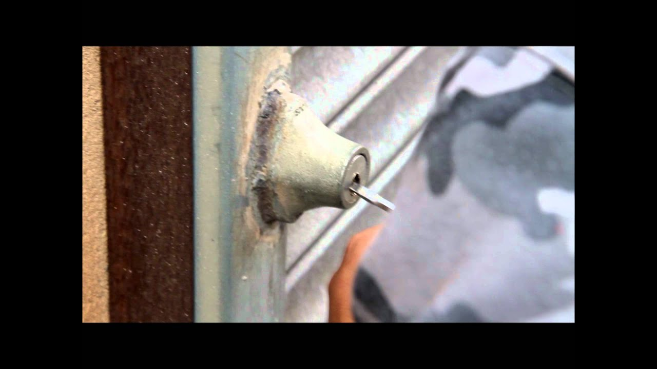 How Secure Are Roller Shutters Wmv Youtube