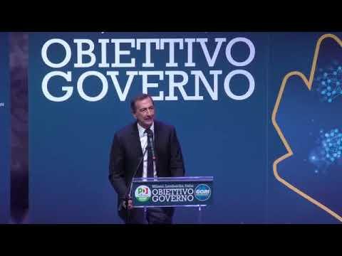 Obiettivo Governo: l'intervento di Beppe Sala