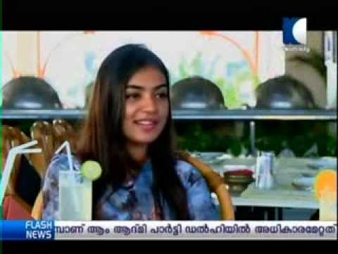 exclusive interview nazriya saying about fahadfazil