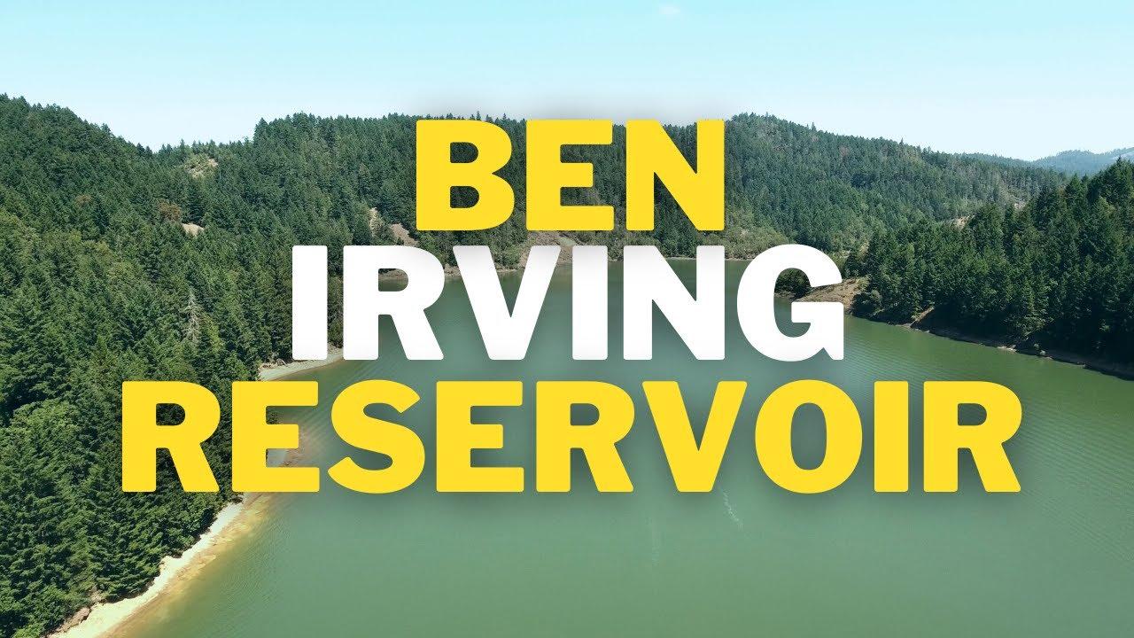 🌲 Ben Irving Reservoir | Things To Do In Roseburg Oregon
