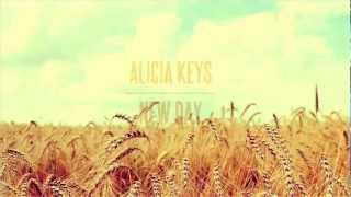 Alicia Keys   New Day [Lyric Video]