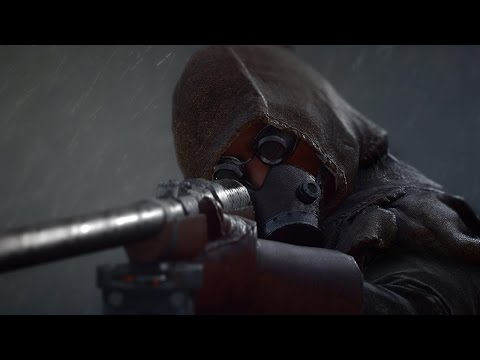 Battlefield 1: Sniper Gameplay on Suez Canal - IGN Global Battle