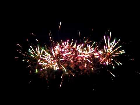 Pyrate Fest 2012 Fireworks!