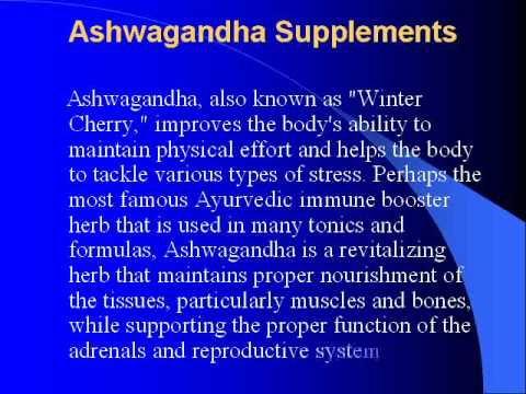 What are some benefits of ashwagandha, and is it safe to use?
