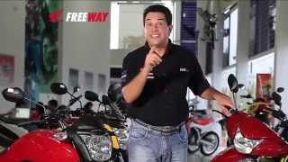 Comemore! Honda FreeWay Maio/2014