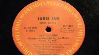 Fly too high - Janis Ian (original club mix)