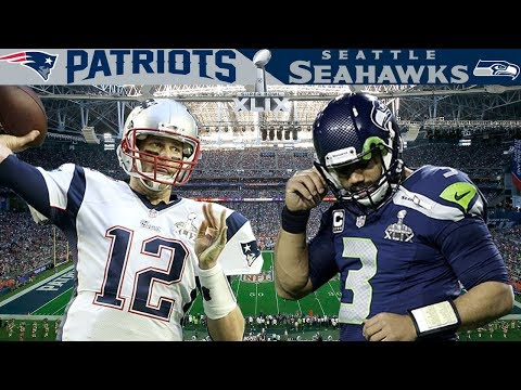 The CRAZIEST Ending In Super Bowl History! (Patriots Vs. Seahawks, Super Bowl 49)
