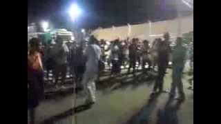 Carnaval de Río en San Luis 2012- Ensayo general. 2° Parte.