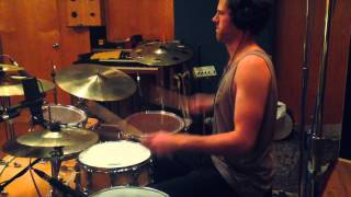 Live In Studio Drum Session - Gnarsissus by The Afro Circus
