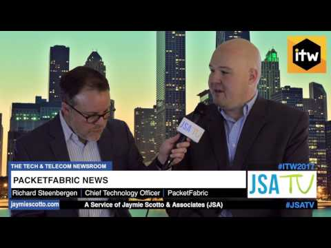 ITW 2017: PacketFabric Expands to Major Data Centers across US | Latest Telecom News