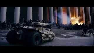 Темный рыцарь:Возрождение легенды - русский трейлер
