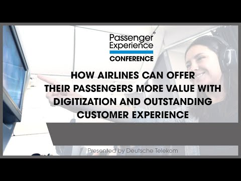 How airlines can offer their passengers value with digitization and outstanding customer experience