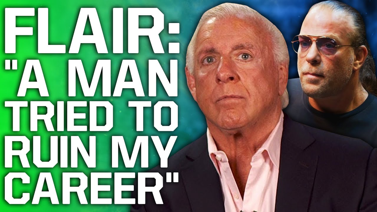 Ric Flair: A Man Tried To Ruin My Career   Alexa Bliss Accuses Dave Meltzer Of Lying About WWE Raw