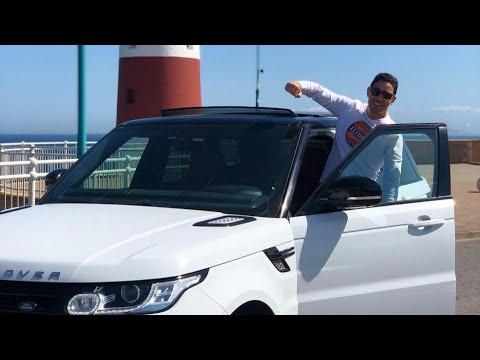 On voyage à Gibraltar SANS VISA UK en Range Rover Sport  🇬🇮🇲🇦 ... مغربي في جبل طارق بي رنجروفر