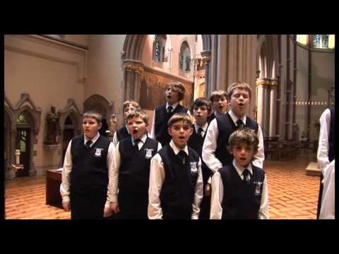 St John's College Choir singing You raise me up at St John's Cathedral Portsmouth