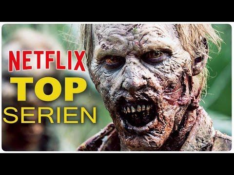 Die BESTEN SERIEN auf NETFLIX + Trailer German Deutsch