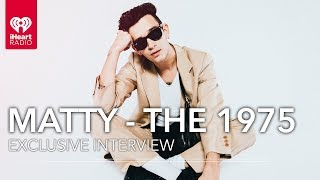 Matty Healy Talks About Working With The London Community Gospel Choir | Exclusive Interview
