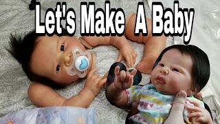 How To Make A Baby - Building A Reborn Baby Doll