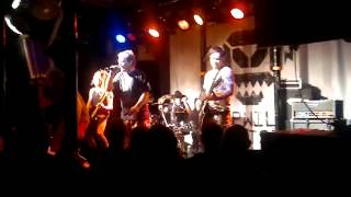 Pop Will Eat Itself ~ Moral Majority / Back to Business / RSVP  Live in Bristol 22/3/12