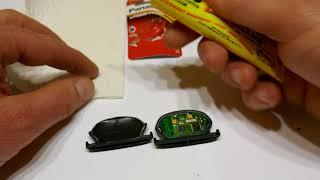 Polar CS Sensor W.I.N.D. Batteriewechsel - speed - cadence -