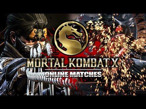 THE BEST BRUTALITY COMBO: Mortal Kombat XL - Takeda Online Matches thumbnail