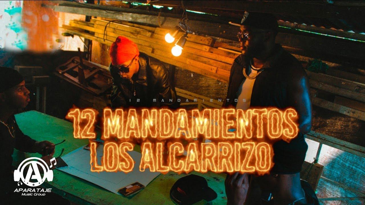 12 Mandamientos  Los Alcarrizos - Boni El Travieso ❌ King Raper ❌ La Burla Mc Ft Varios Artistas