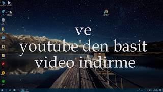 youtube'den altyazı indirme ve kolay video indirme