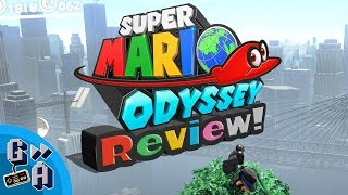 Super Mario Odyssey Review - Game Away